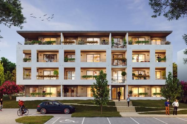 Programme Les Terrasses du Centre - Bâtiment E